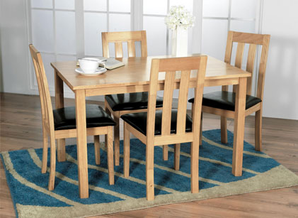 Kellys of Cornmarket Wexford Ireland Annecy Dining Table