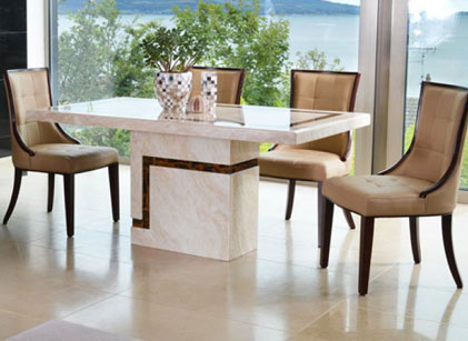 Kellys of Cornmarket Wexford Ireland Filippo Dining Table