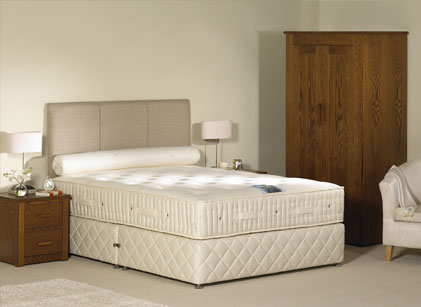 Kellys of Cornmarket Wexford Ireland Champagne 1800 Mattress by Briody
