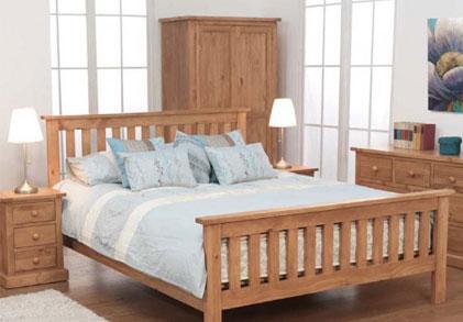 Kellys of Cornmarket Wexford Ireland Devon Solid Pine Bedroom Range